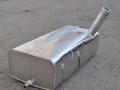 бак металлический 37