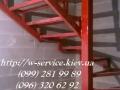металлические лестницы 58а