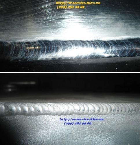 Сварка алюминия